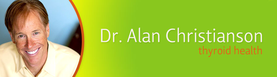 Dr. Alan Christianson header image