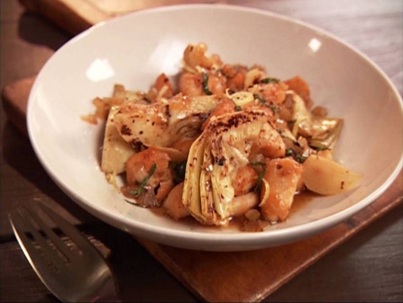 ry this delicious lemon chicken and artichoke dish with your ...