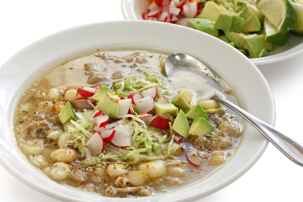 Food - Meals - Chicken Posole