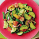 food-cucumber-green-bean-and-tomato-salad