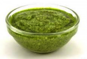 food-basil-pesto