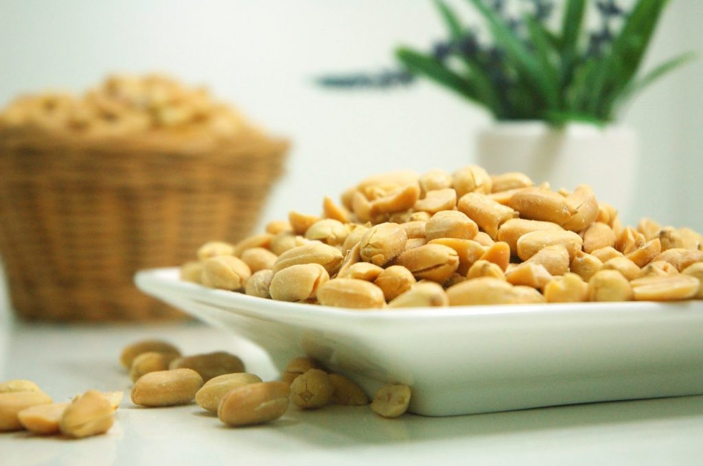 plate-of-peanuts