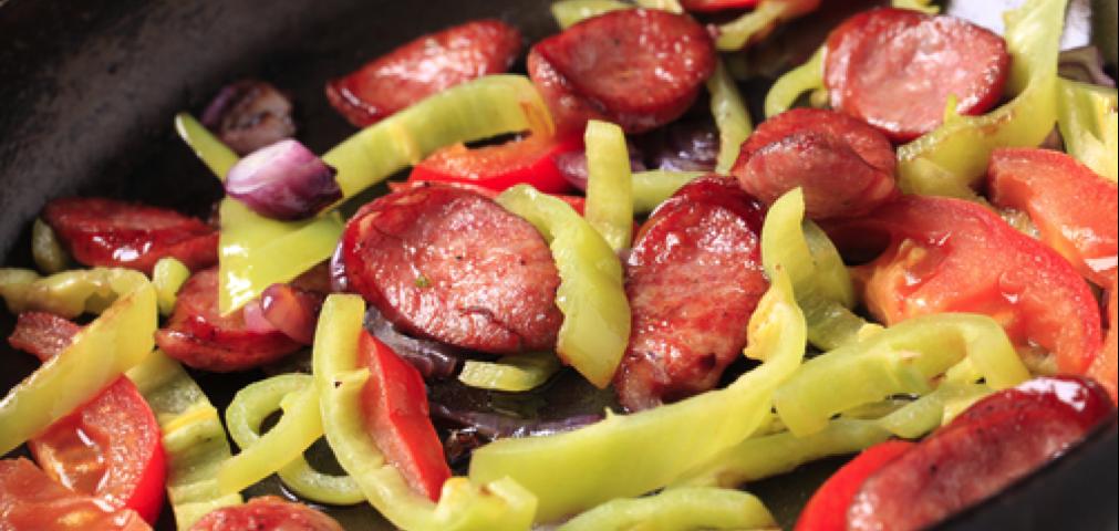 1 sausage