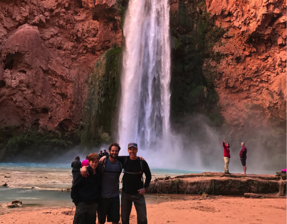Dr. C - Havasupai Falls
