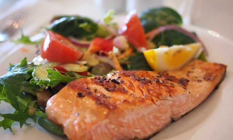 recipe: ginger lime salmon marinade [6]