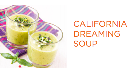 california dreaming soup