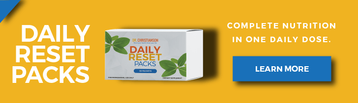 Daily Reset Packs - Complete Nutrition - Dr. Alan Christianson