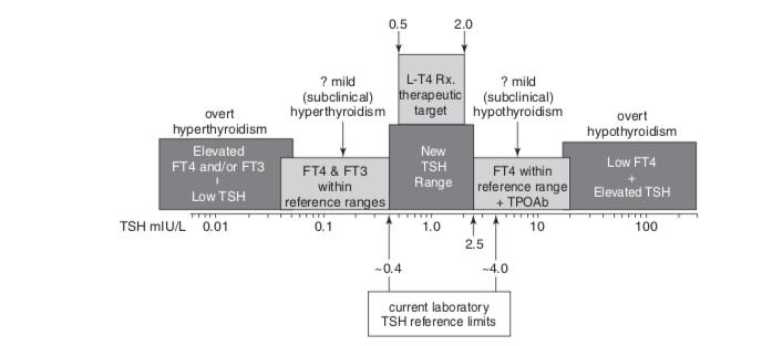 Best Thyroid Levels