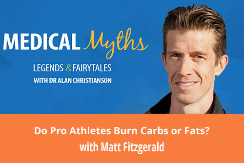 Podcast Do Pro Athletes Burn Carbs or Fats with Matt Fitzgerald