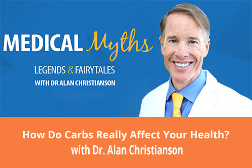 Podcast Dr Christianson Carbs